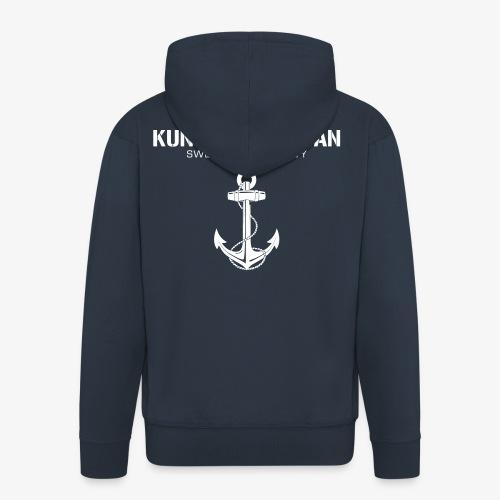 Kungliga Flottan - Swedish Royal Navy - ankare - Premium-Luvjacka herr