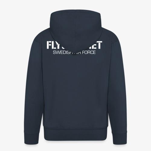 FLYGVAPNET - SWEDISH AIR FORCE - Premium-Luvjacka herr