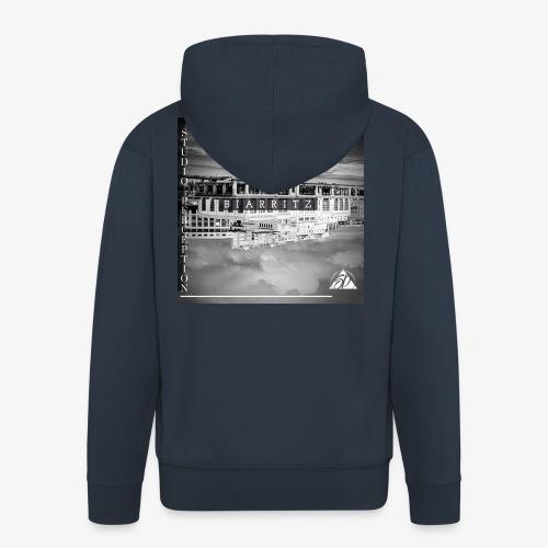 PERCEPTON BIARRITZ - PERCEPTION CLOTHING - Veste à capuche Premium Homme