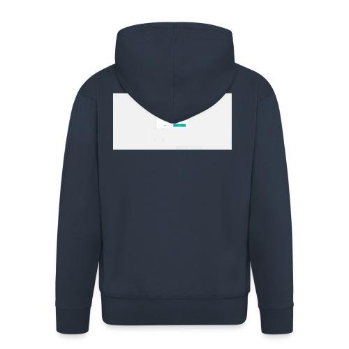 dialog - Men's Premium Hooded Jacket