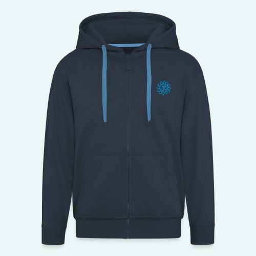 freespirit star - Men's Premium Hooded Jacket