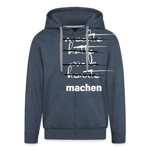 weichmacher - Männer Premium Kapuzenjacke