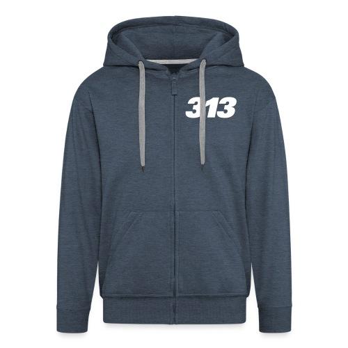 313-W - Premium Hettejakke for menn