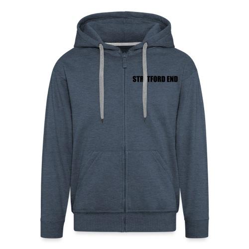 Stretford End - Men's Premium Hooded Jacket