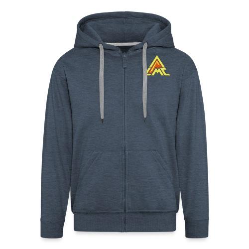 LMC Logo motif - Men's Premium Hooded Jacket