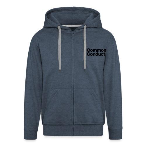 Common Sports - Men's Premium Hooded Jacket