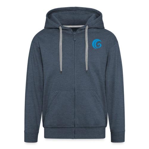 GowerLive - Men's Premium Hooded Jacket