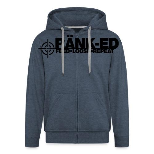 Ränk-ed - Men's Premium Hooded Jacket