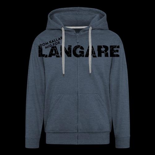 LANGARE - Premium-Luvjacka herr