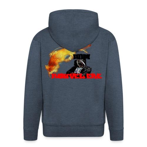 pub tee shirt nouvel ere - Veste à capuche Premium Homme