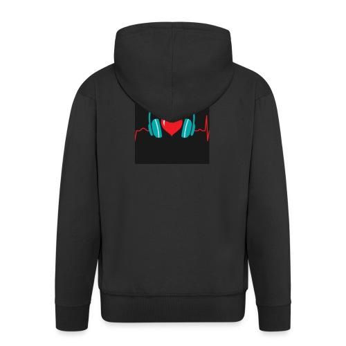 Victoria Sowinska - Men's Premium Hooded Jacket