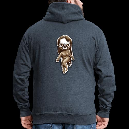beauty of death - Veste à capuche Premium Homme