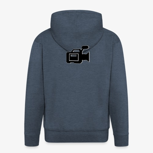 camera - Herre premium hættejakke