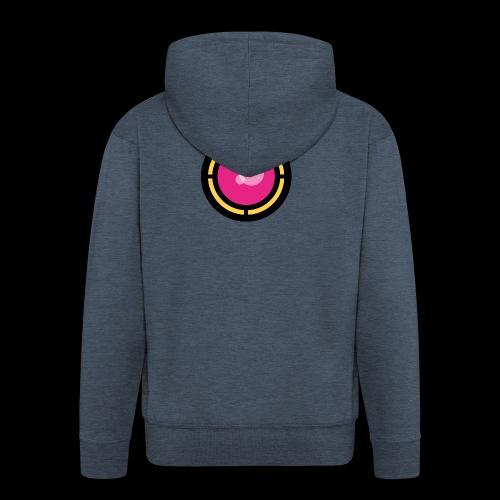 Eye of Phantom - Men's Premium Hooded Jacket