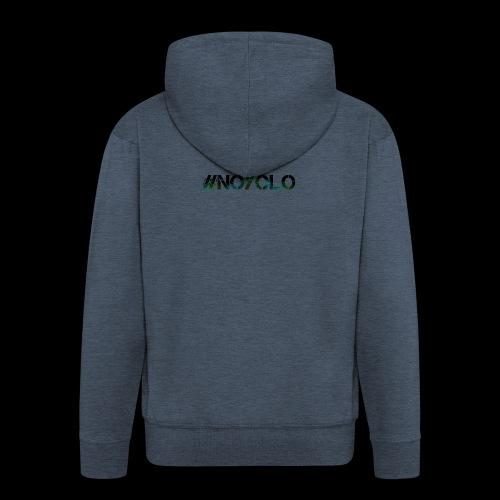 #NoYolo Kollektion - Männer Premium Kapuzenjacke