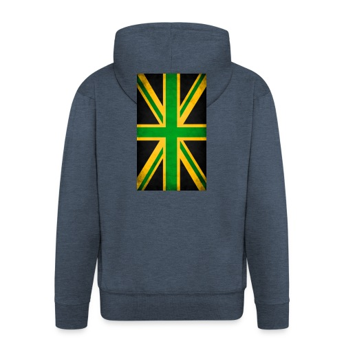 Jamaica Jack - Men's Premium Hooded Jacket