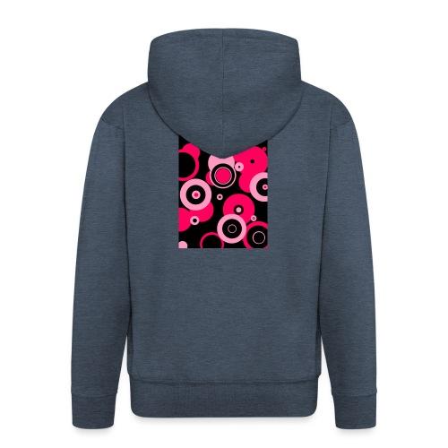 Dream in pink - Männer Premium Kapuzenjacke
