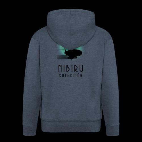 NibiruLogo - Chaqueta con capucha premium hombre
