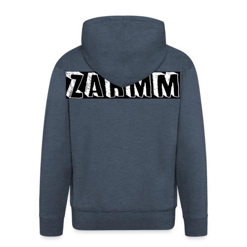 Zarmm collection - Veste à capuche Premium Homme