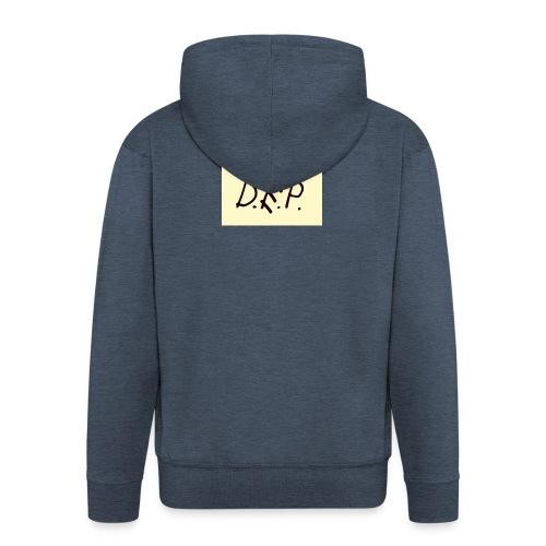 D.E.P Productions - Men's Premium Hooded Jacket