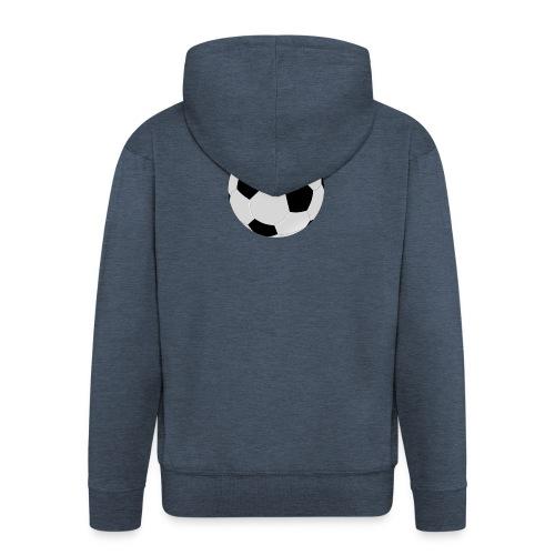 voetbal mok - Mannenjack Premium met capuchon