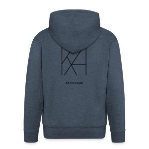 KS - Männer Premium Kapuzenjacke