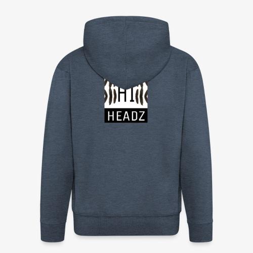 Hi HEADZ - Männer Premium Kapuzenjacke