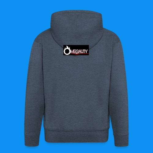 omegality - Veste à capuche Premium Homme