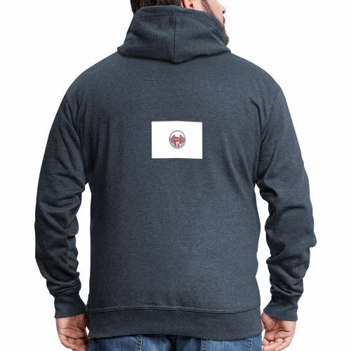 FIT Concept Germany Logo - Männer Premium Kapuzenjacke