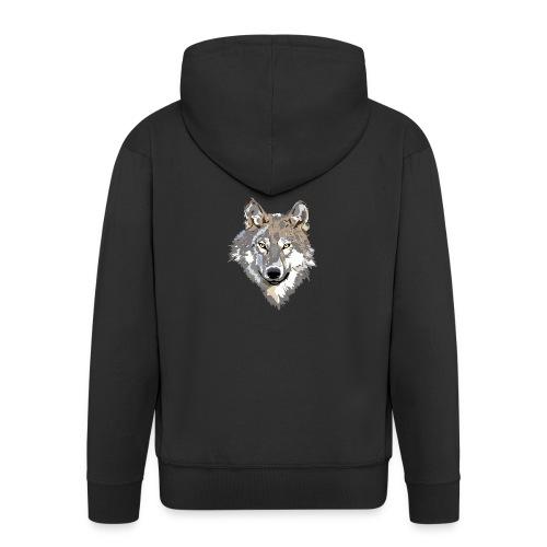 Mindgazz - Men's Premium Hooded Jacket