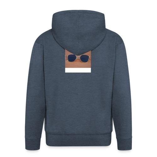 Feel - Men's Premium Hooded Jacket