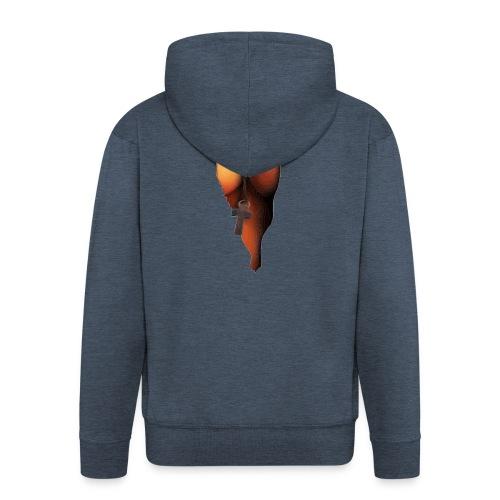 Open shirt - Mannenjack Premium met capuchon