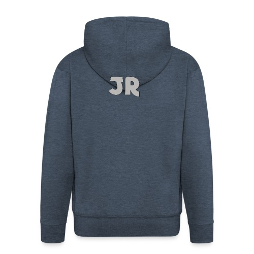 JustRobin T-Shirt - Mannenjack Premium met capuchon