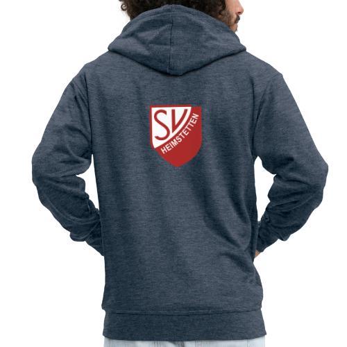 Logo SVH weisser Hintergrund abgeschnitten - Männer Premium Kapuzenjacke