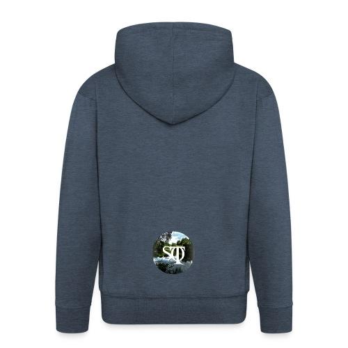 Sonus Tranquillus. - Men's Premium Hooded Jacket