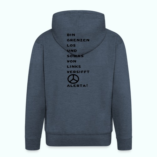 linksversifft - Men's Premium Hooded Jacket