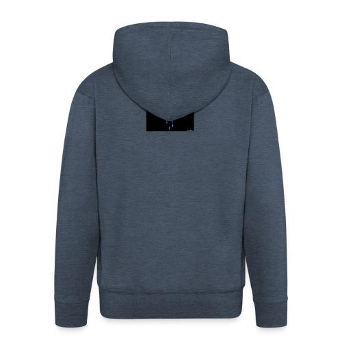 Diamond Galaxy - Men's Premium Hooded Jacket