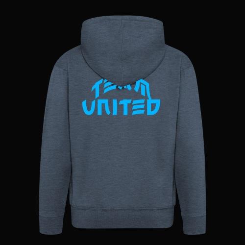 Team United - Männer Premium Kapuzenjacke