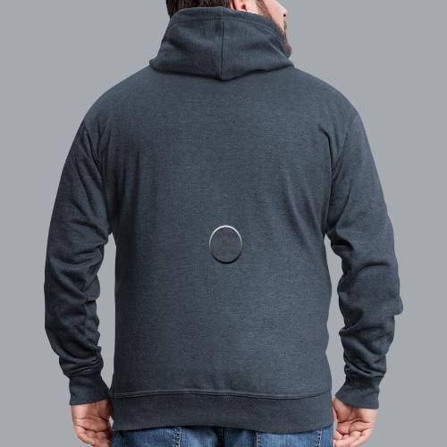 SixteenFootClothing© Circle-Logo - Men's Premium Hooded Jacket