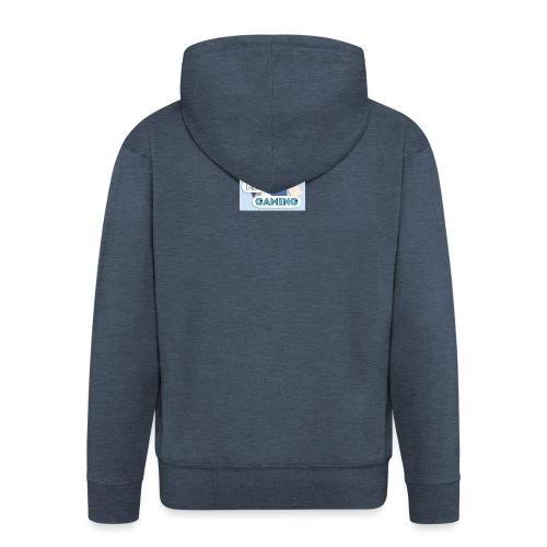 MathGaming T-Shirt - Herre premium hættejakke