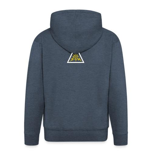 Lightning - Men's Premium Hooded Jacket