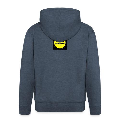 POWER TRAINING - Veste à capuche Premium Homme