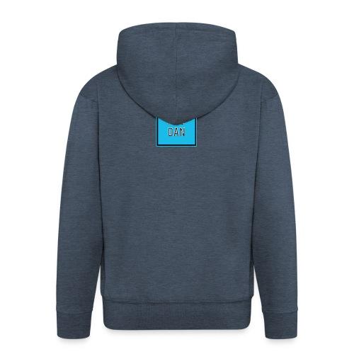 HoeDan Merchandise - Mannenjack Premium met capuchon