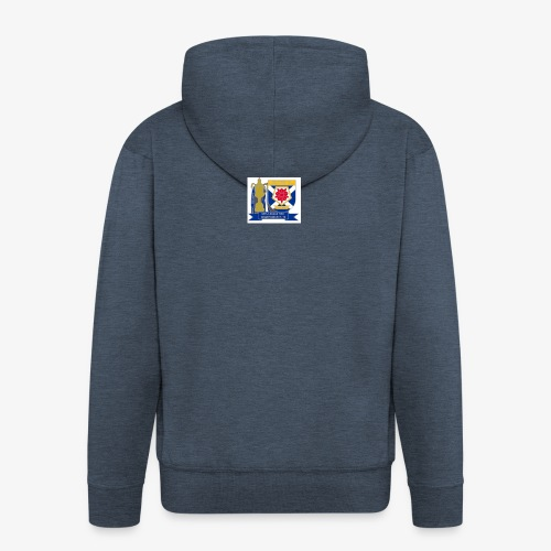 MFCSC Champions Artwork - Men's Premium Hooded Jacket