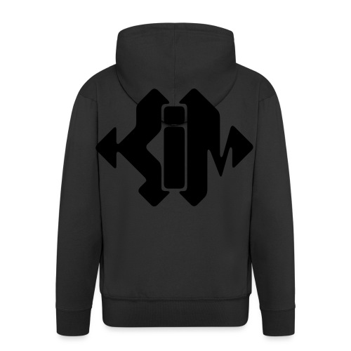 The Real Kim Shady Accessories - Men's Premium Hooded Jacket