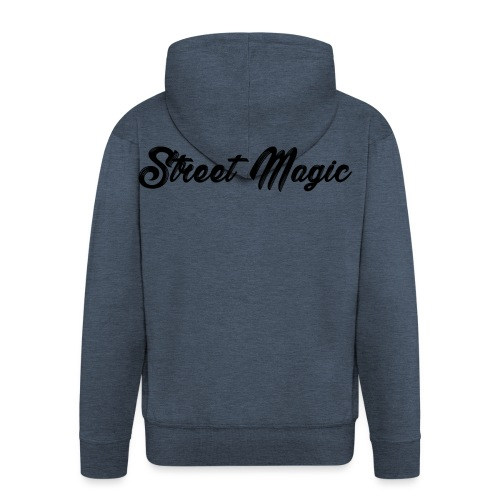 StreetMagic - Men's Premium Hooded Jacket