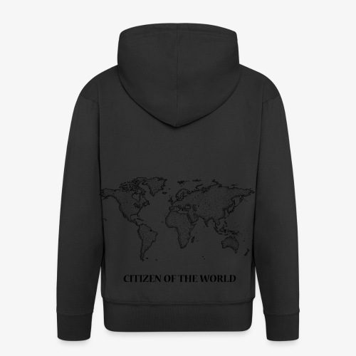 citizenoftheworld - Men's Premium Hooded Jacket