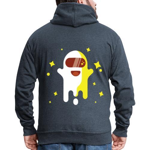 Fantôme astronaute - Veste à capuche Premium Homme