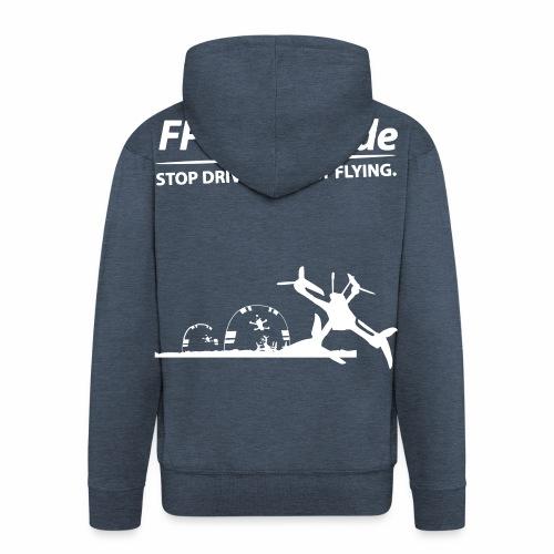 FPV-Team Copter - Männer Premium Kapuzenjacke