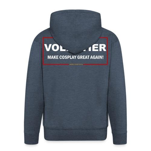 Volentier - Men's Premium Hooded Jacket